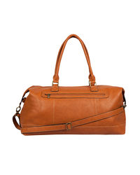 Lomond LM91 Travel Bag For Men, tan