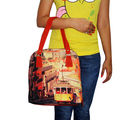 Jajv Women Hand Bags - VJ-rou-tra, orange