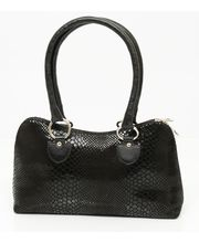 Chanter Designer Classic Luxurious Leather Handbag - RA14, black
