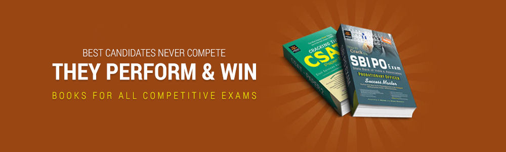 Competitive Exam Books