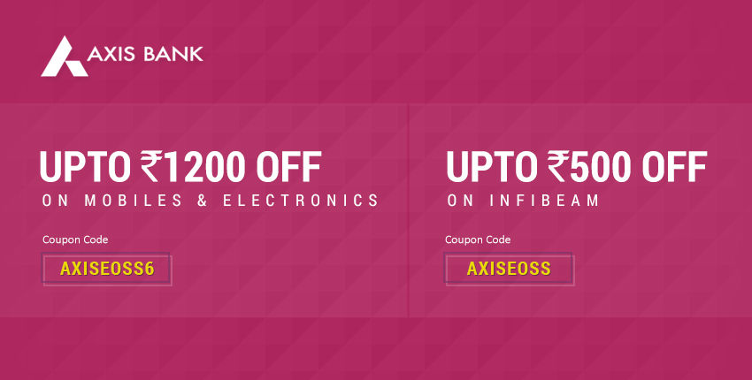 axisbank offer