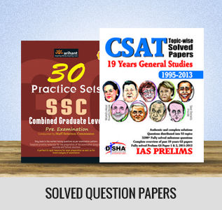 Solved Question Papers