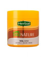 Herbal Bionature Total Repair Hair Mask, 400ml