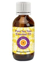 Deve Herbes Pure Tea Tree Essential Oil 50ml (Mela...