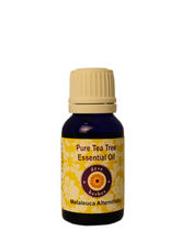 Pure Tea Tree Essential Oil - Melaleuca Alternifolia 15ml