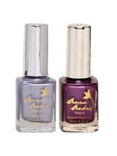 Anna Andre Light Lilies Nail Polish Set (Shade 800...