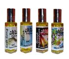 Iwill Premium Soft Song, Black Mussk, Blood Signature, Oudh Gold Non Alcoholic Fancy Attar Perfume 8ml - Pack Of 4