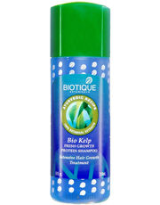Biotique Fresh Growth Protein Shampoo- Bio Kelp