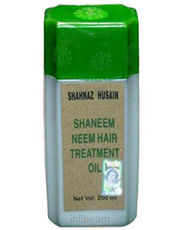 Shahnaz Husain Sha Neem Hair Treatment Oil