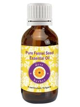 Deve Herbes Pure Fennel Seed Essential 15 Ml- Oil ...