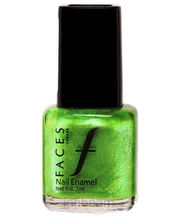 Faces Nail Enamel Green Surprise- 08 (7ml)