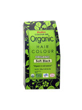 Radico Colour Me Organic Soft Black Hair Colour - ...