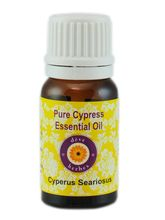 Pure Cypress Essential Oil 10ml - Cyperus Seariosus