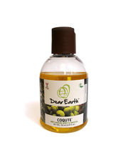 Dear Earth Coqute Body & Hair Oil, Anti-Ageing Organic & Vegan Oil, 150 Ml
