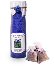Soulflower Lavender Bath Salt