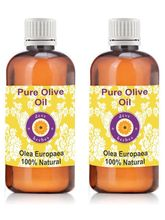 Deve Herbes Pure Olive Oil - Pack Of Two (100ml+ 1...