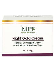 INLIFE Night Gold Cream