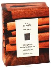 Nyah Calming Woods Natural Handmade Bar