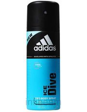 Adidas Ice Dive Deo Body Spray (150Ml)