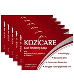 WestCoast Kozicare Soap (Pack of 6), 300 gm