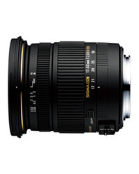 Sigma 17-50mm F2.8 EX DC OS HSM Lens For Canon,  black