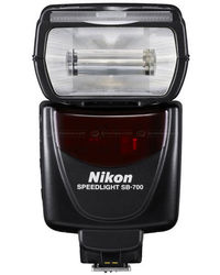 Nikon Speedlight SB-700 Flash, standard-black