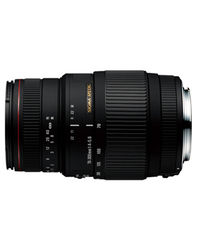 Sigma APO 70-300mm F4-5.6 DG Macro Lens For Canon,  black