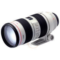 CANON EF 70-200 MM F/2.8L USM TELEPHOTO ZOOM LENS, standard-white