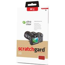 Scratchgard Ultra Clear Screen Guard for Olympus   SP610uz