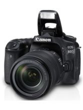 Canon EOS 80D Kit II DSLR Camera With EF-S18-135 I...