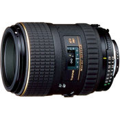 Tokina AT-X M100 AF 100mm f/2.8 PRO D Lens For Nikon, standard-black