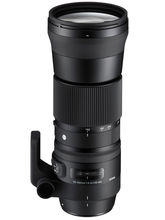 Sigma 150-600mm F5-6.3 DG OS HSM Contemporary Lens for Canon, black