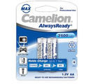 Camelion NH-AA2500ARBP2 Rechargeable Battery, multicolor