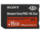 Sony MS-HX16B/T1 Memory Stick Pro HG Duo (Multicolor, 16GB)