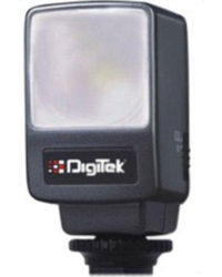 Digitek D-002 LED Video Light, multicolor