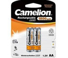 Camelion NH-AA1500BC2 Rechargeable Battery, multicolor