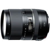 Tamron B016 (16-300mm) F/3.5-6.3 Di ii VC PZD Macro Lens for Canon DSLR,  black