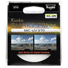 Kenko MC UV 370 Slim 77mm Lens Filter,  black