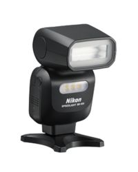 Nikon SB-500 Speedlight,  black