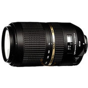 Tamron A005(SP AF 70-300) F/4-5-6 Di VC USD Camera Zoom Lens for Nikon DSLR, standard-black