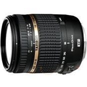 Tamron B008 (18-270) F/3.5-6.3 Di II VC PZD Camera Zoom Lense for Nikon DSLR, standard-black