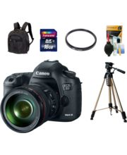 Canon EOS 5D Mark III DSLR Kit (EF 24-105mm...