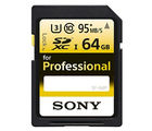 Sony SF-64P 64GB Professional Memory Card
