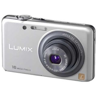 55% Off on Panasonic Lumix DMC-FH7 (Silver) Digital Camera