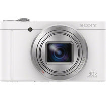 Sony Cyber-shot DSC-WX500 Camera,  white