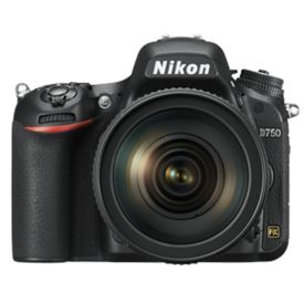 Nikon D750 (with 24-120mm VR Lens Kit)DSLR Camera