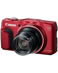 CANON PowerShot SX700 HS,  red