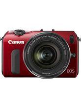 Canon EOS M Kit (with EF-M 18-55 Mm Lens) Mirrorle...