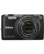 Nikon Coolpix S6800, black