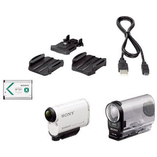Sony HDR-AS200V HD Action Camcorder